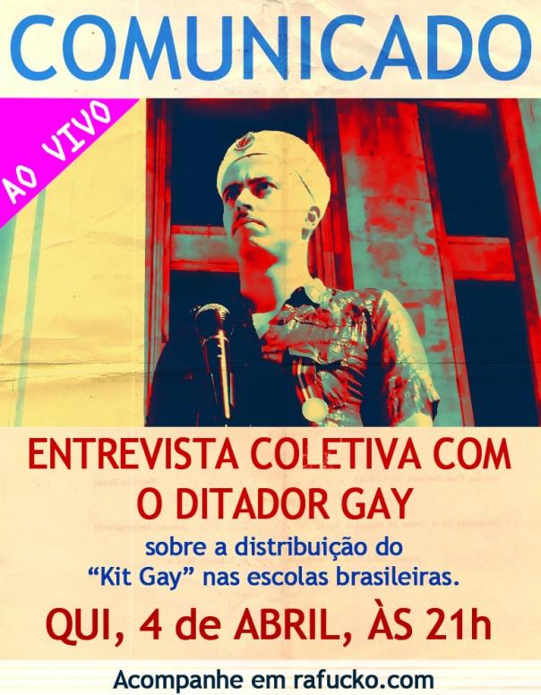ditadura gay coletiva